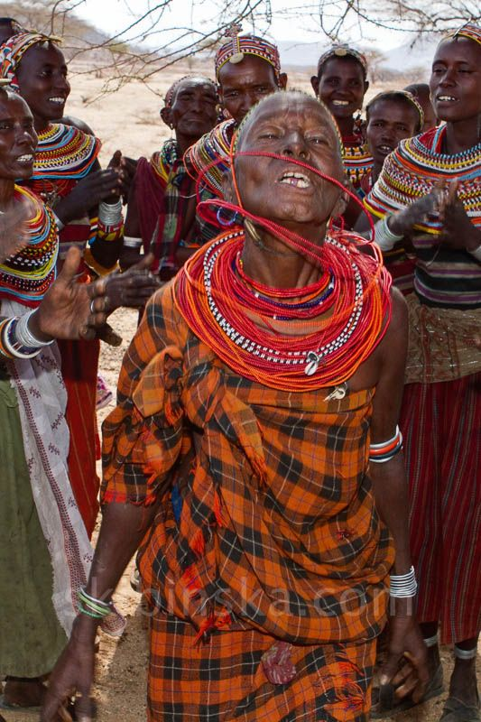 Tribal East Africa: Rendille