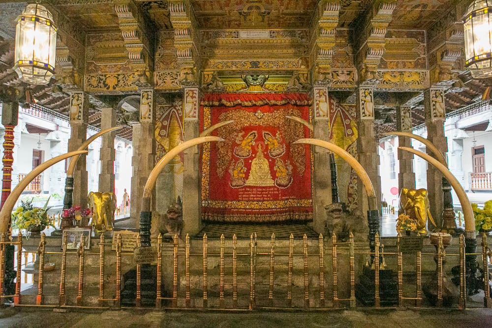 Journeys to Asia: Buddhist Temples of Sri Lanka